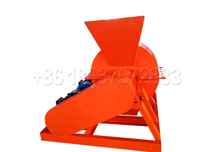Cage crusher in compound fertilizer production line