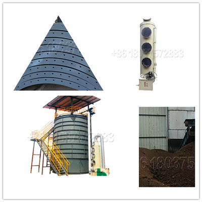 Cattle manure Fermenter for sale