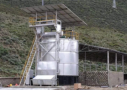 Fermenter for your fertilizer production