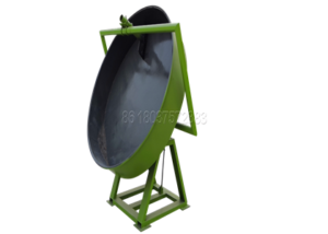 Pan Type Compost Pellet Machine