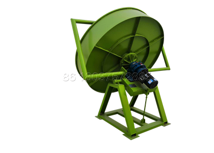 Poultry manure pelleting equipment